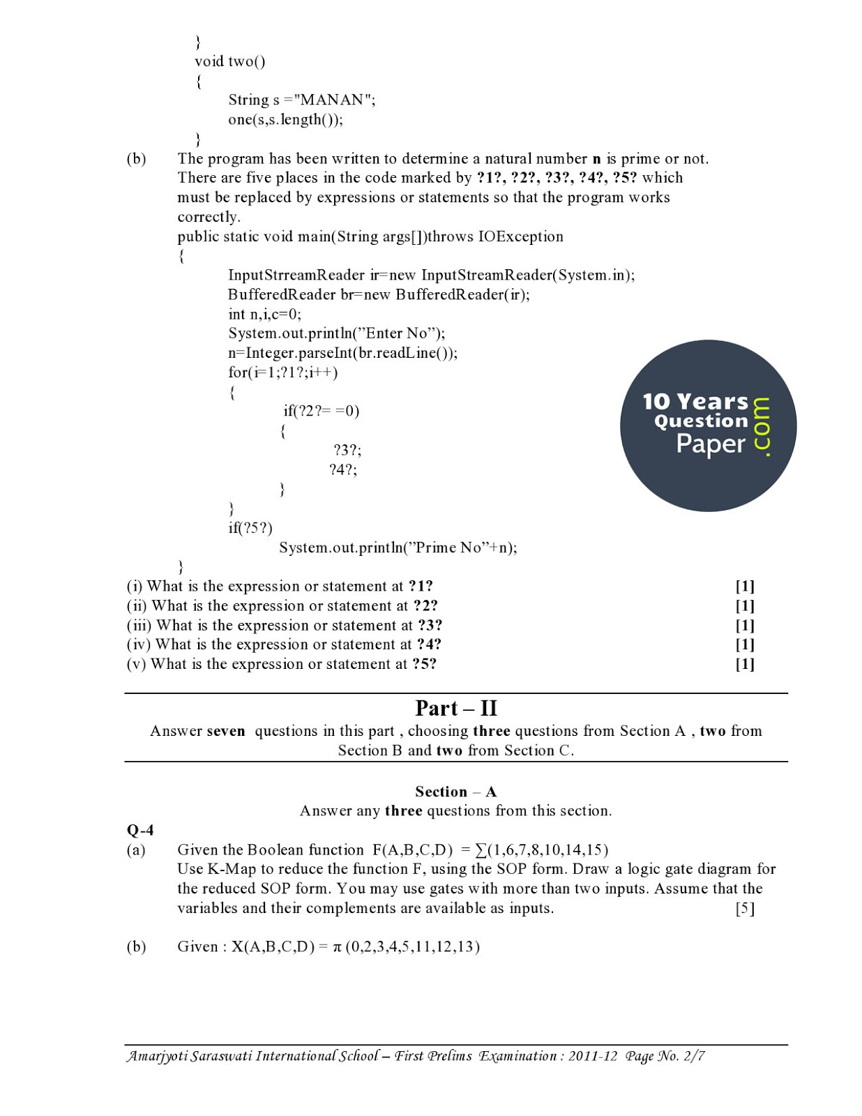 computer science papers for class 10 Browse for asset science olympiad sample papers, mock test papers, practice papers for class 3,4,5,6,7,8,9,10.