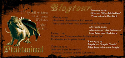 Blogtour Phantanimal