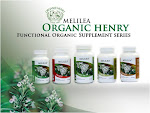 MELILEA ORGANIC SUPPLEMENT SERIES