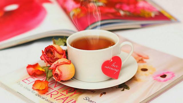 Buenos Dias Imagen para el Dia de los Enamorados