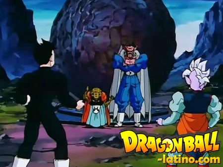 Dragon Ball Z capitulo 231