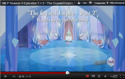 My Little Pony: Friendship is Magic - The Crystal Empire: Part 2