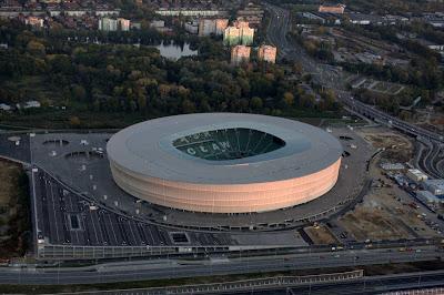 Stadionul Municipal Wroclaw Polonia