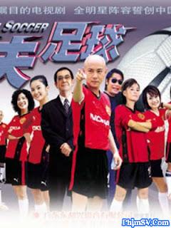 Công Phu Túc Cầu - Kung Fu Soccer