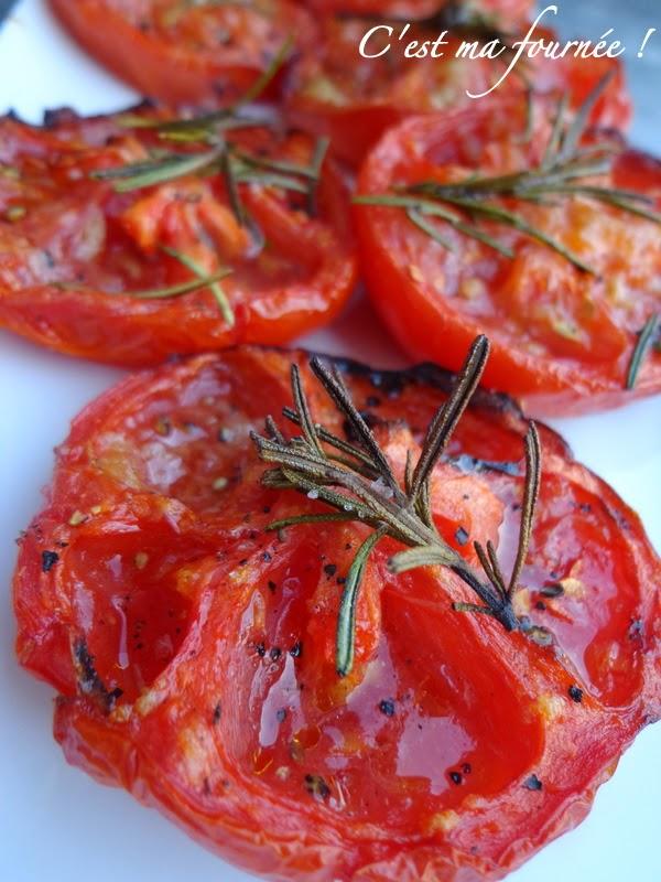 C 39 est ma fourn e les tomates r ties au four - Quand repiquer les tomates ...