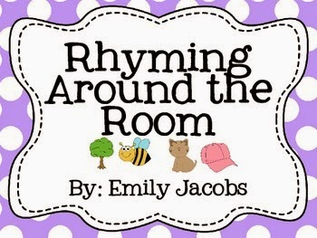 http://www.teacherspayteachers.com/Product/Write-the-room-Rhyming-1162844