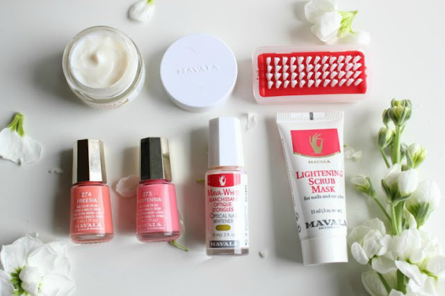 Mavala Nail Care Collection