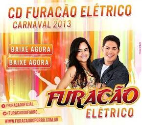 CD CD FURACÃO DO FORRÓ ELÉTRICO - CARNAVAL 2013