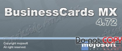 BusinessCards MX 4.72