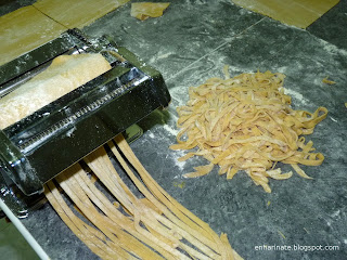 Cortar pasta fresca EnHarinate