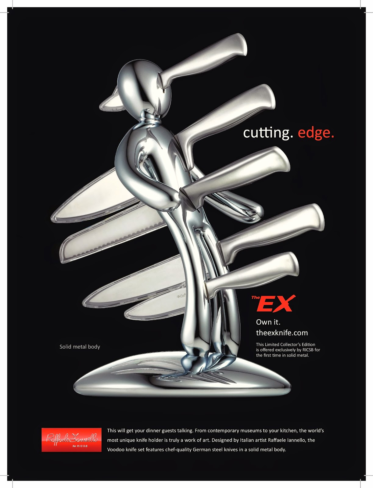 Heck Of A Bunch The Ex Kitchen Knife Set Review
