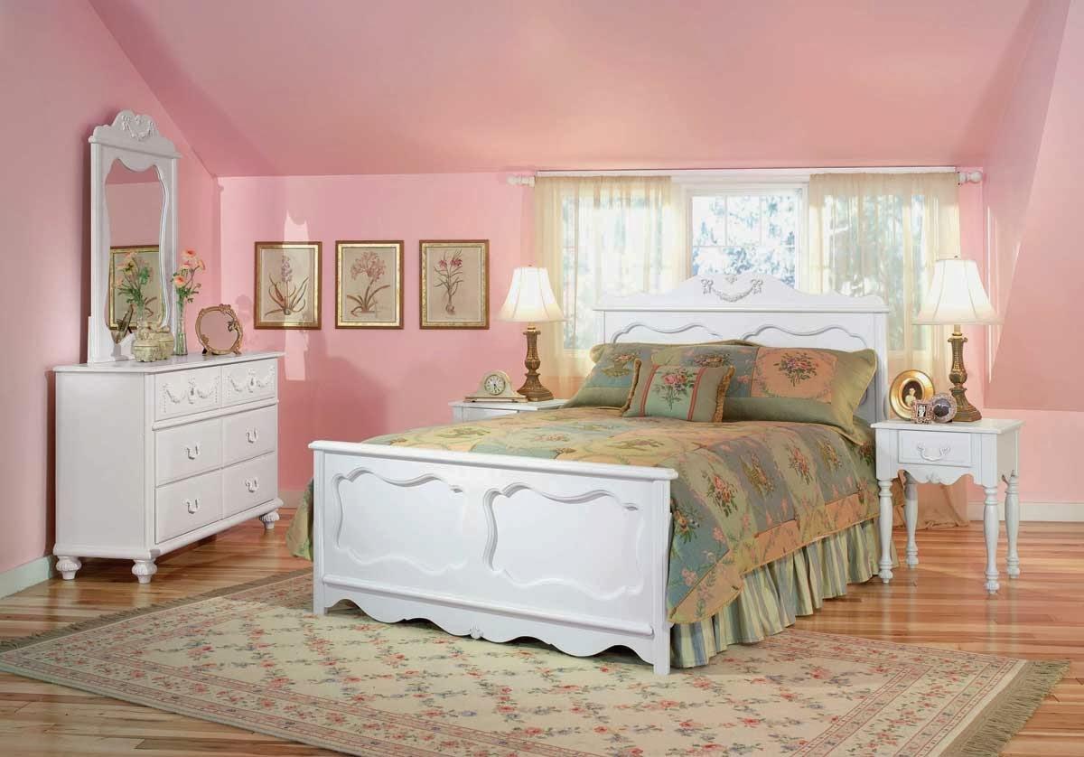 Dormitorio principal color rosa dormitorios colores y estilos - Decorar habitacion principal ...