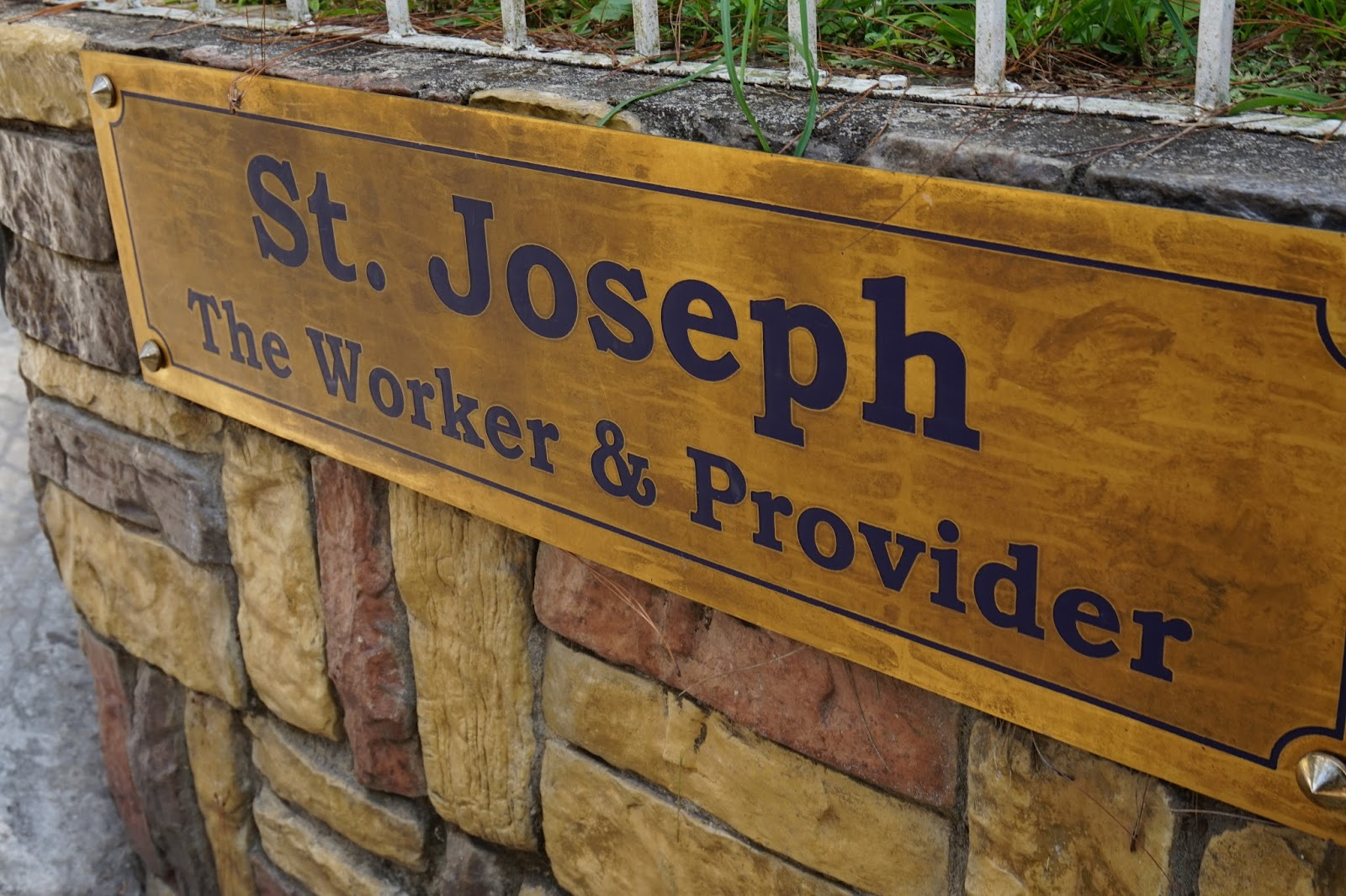 St. Joseph the Worker and Provider