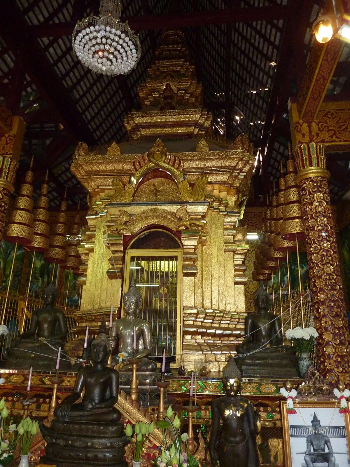 Chiang Mai Tour: Tour in Chiang Mai to Wat Chiang Man