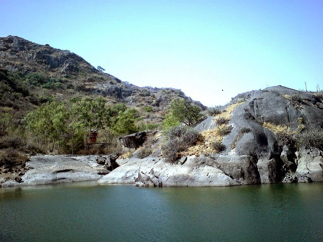 Mount Abu- A Scenic Place amidst Desert