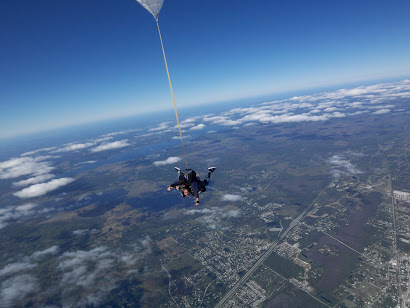 I Went Skydiving