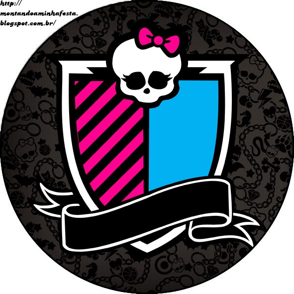 Clip Art Free Printable Monster High Dolls - Vecimgy.us