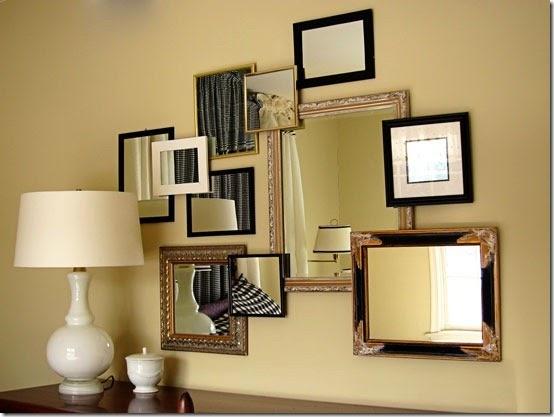 Arredissima specchio specchio delle mie brame - Specchi per soggiorno ...