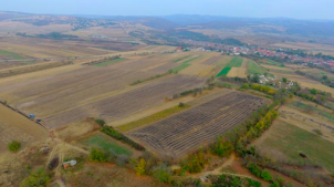 Des scientifiques ont déterminé le tracé du fort romain de Pojejena en Roumanie