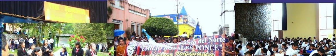 "COMPETENCIAS CIENTÍFICAS / I.N.M.N.""E.R.P."" CICLO DIVERSIFICADO/COBAN, GUATEMALA"