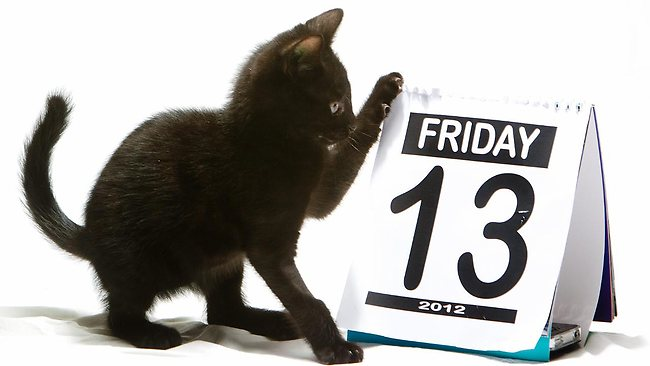 Kat 39 s book of shadows friday the 13th for 13 a table superstition