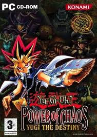 Yu-Gi-Oh! Power of Chaos Yugi the Destiny Cover PC Game Download