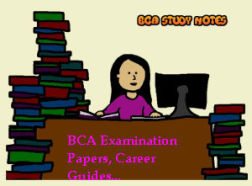 BCA Examination Papers