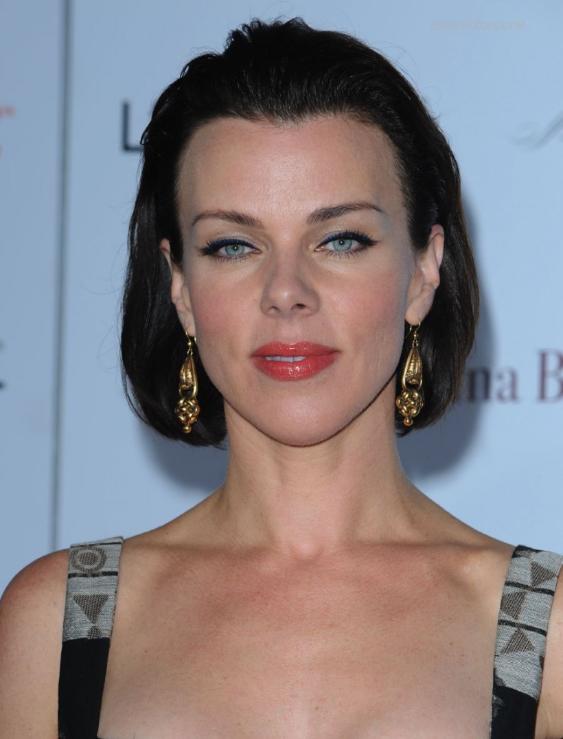 Debi Mazar Eye Color Get debi s makeup look afterDebi Mazar Young
