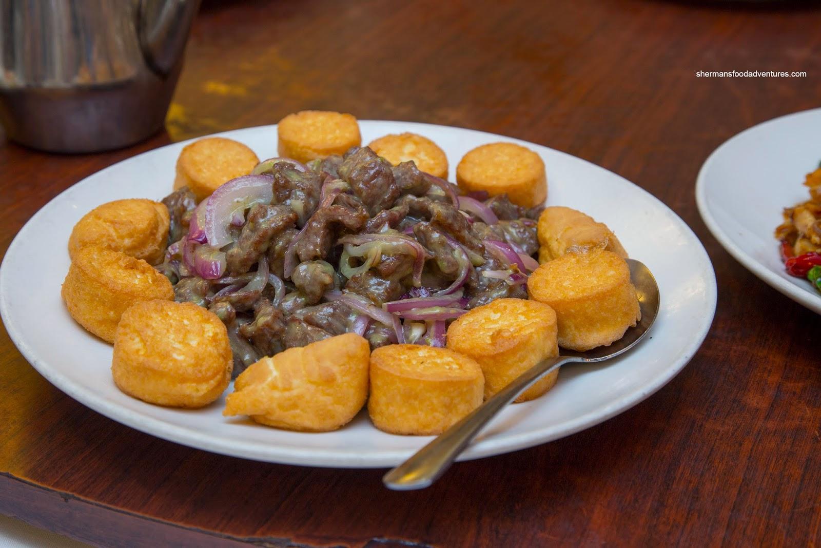 Shermans Food Adventures Mayflower Seafood Restaurant # Wasbak Zeef_202434