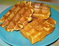 Waffles ligeros