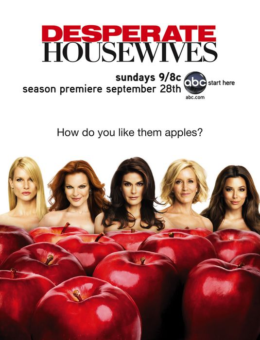 desperate housewives poster gallery tv series posters