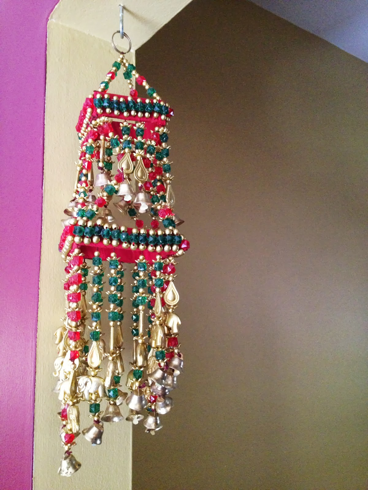 Indian Traditional Dresses and Wall Designs: Rajasthani wall Hangings ...