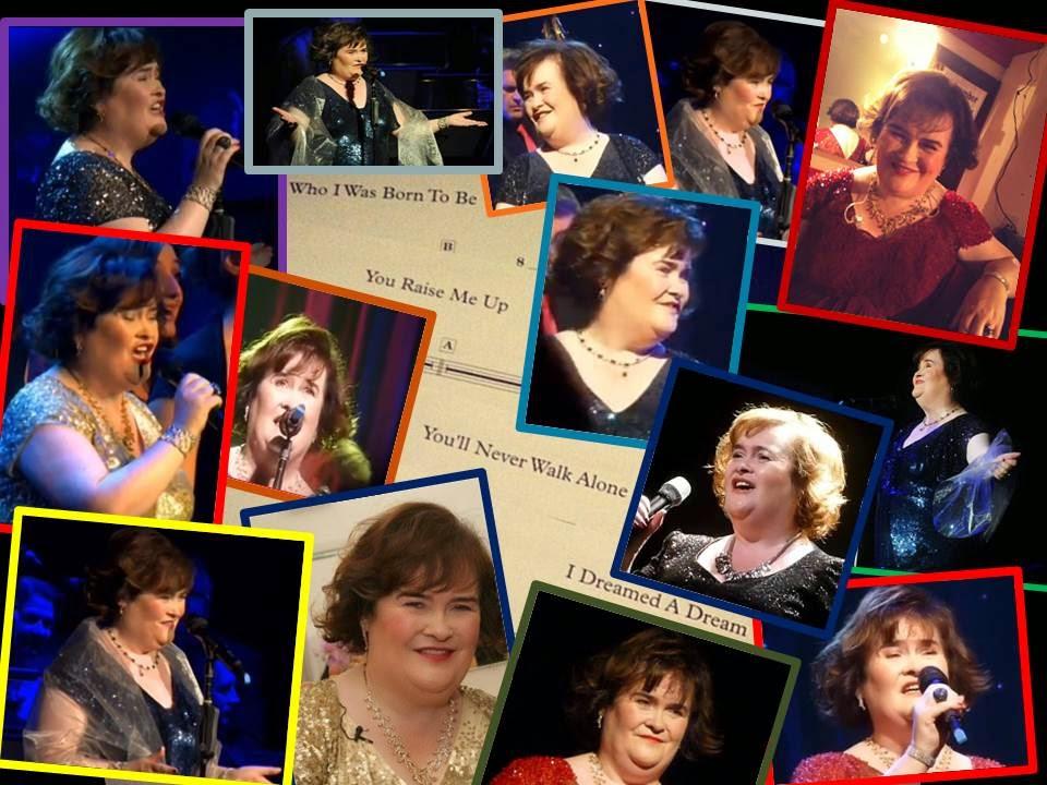 Susan Boyle July 2013