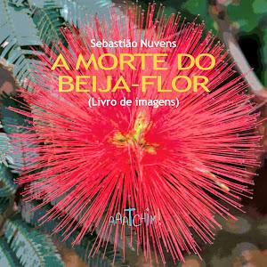 A morte do beija-flor (livro de imagens), de Sebastião Nuvens - R$ 25,00