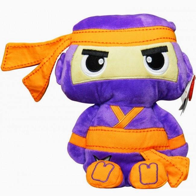 Peluche Ninja