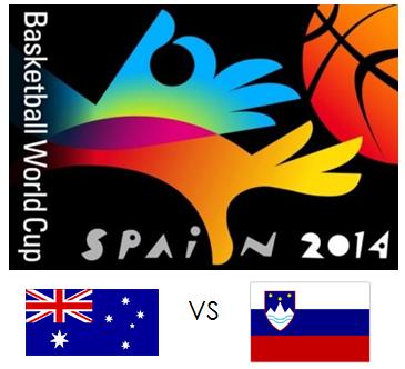 Australia vs Slovenia Live Stream