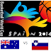 Australia vs Slovenia Live Stream, Replay Video