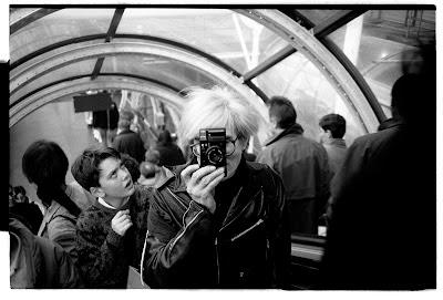 Alfredo Llopico Andy Warhol Christopher Makos