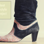 Restyling Boots DIY