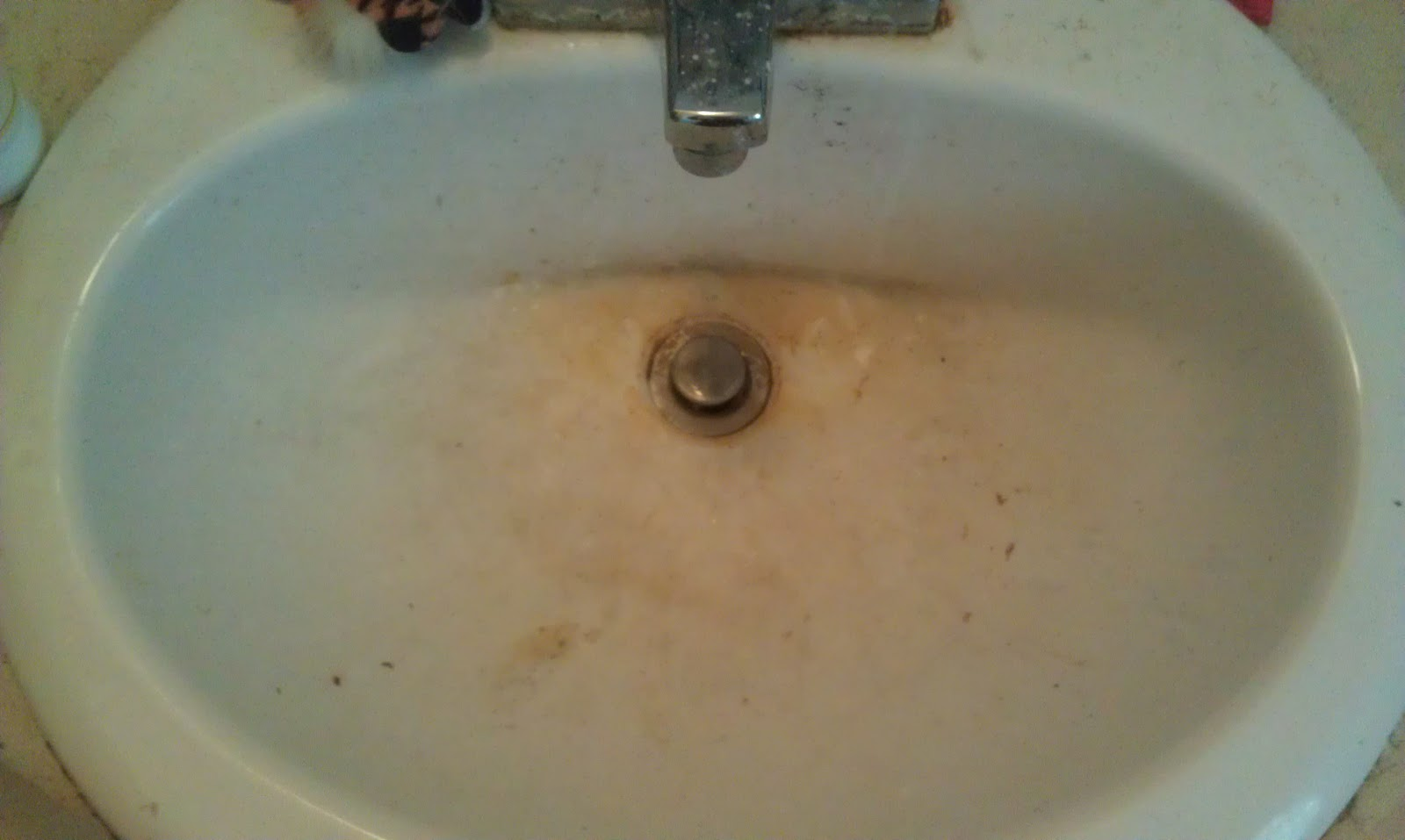 little lambs pintested chem free cleaning bathroom sink