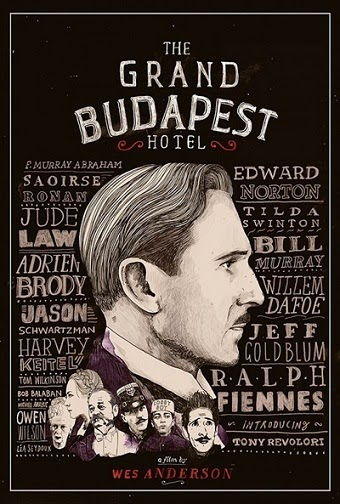 El Hotel Grand Budapest 2014 DVDRip Latino