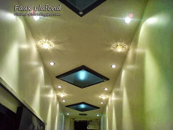 Salons du maroc et d coration orientale id e d co faux for Les faux plafond marocain