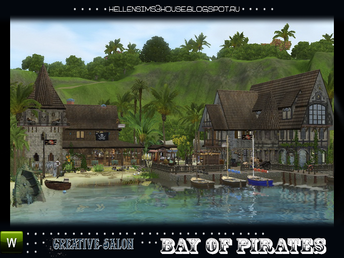 bay of pirates