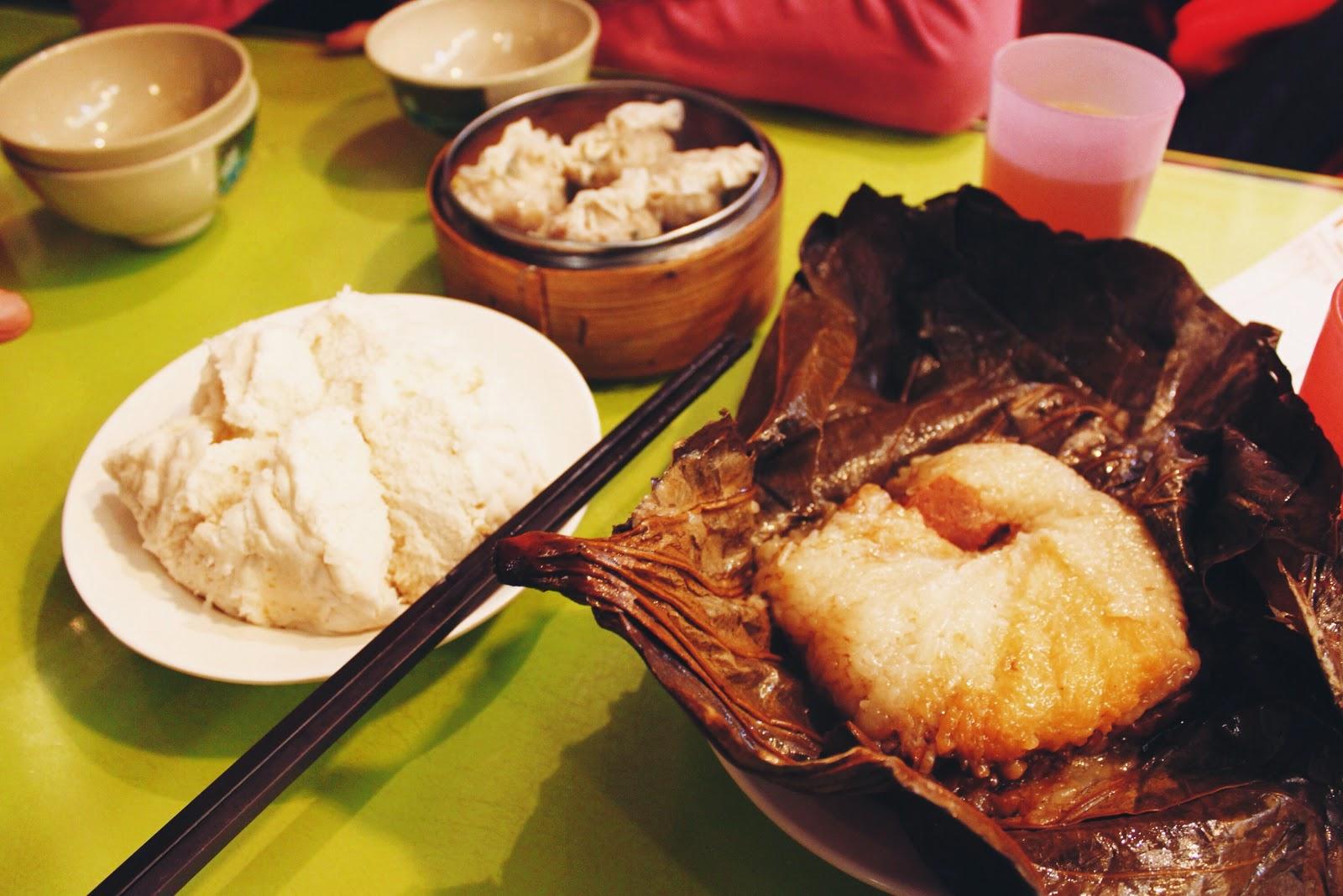 港式點心, 富麗餐廳 Fu Li Restaurant @ 香港元朗 Yuen Long, Hong Kong