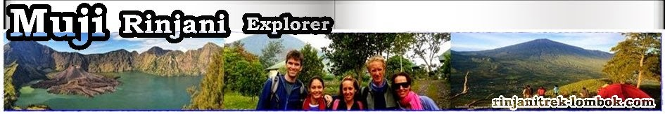 "MRE ""Muji Rinjani Explorer"" :Rinjani Trekking:Soft Trek:Local Tour."