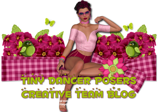 Tiny Dancer Posers Creative Team