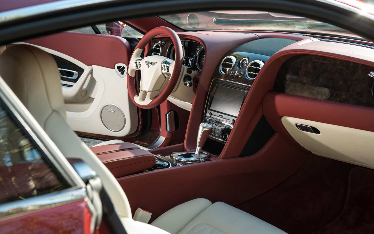 Bentley Interior Car Models