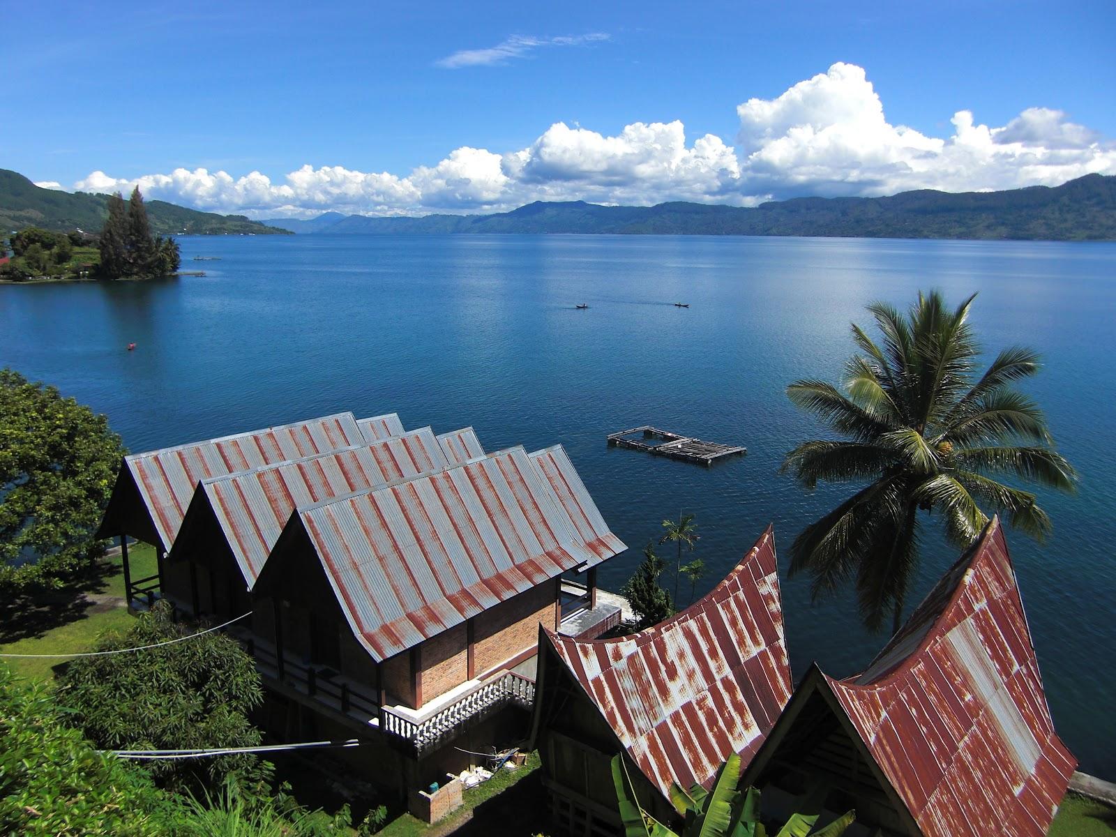 8 Hal yang belum ente ketahui ttg Danau Toba .. Masuk Lae..