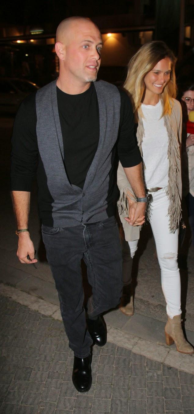 Bar Refaeli vai se casar com o empresário  Adi Ezra