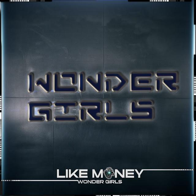 "[PICTURE] Wonder Girls ""Like Money"" Album Cover"